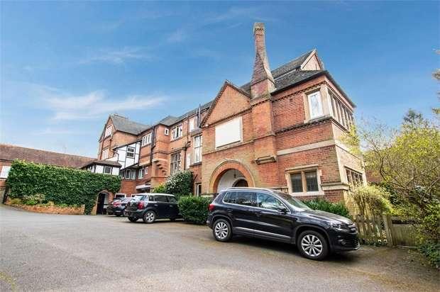 3 Bedrooms Flat for sale in Lubbock Road, Chislehurst, Kent