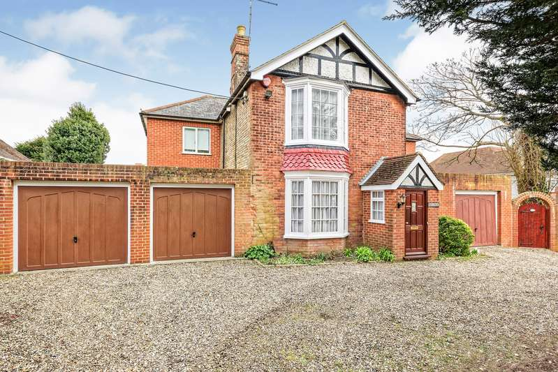 4 Bedrooms Detached House for sale in Sturry Hill, Sturry, Canterbury, Kent, CT2