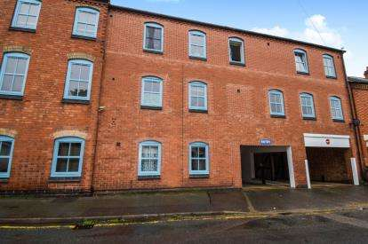 2 Bedrooms Flat for sale in Hadden-Costello House, 122 Lansdowne Road, Leicester
