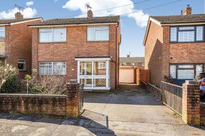 3 Bedrooms Detached House for sale in Waterlooville, Hampshire, United Kingdom