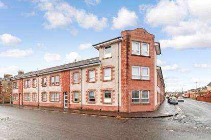 2 Bedrooms Flat for sale in New Mill Road, Kilmarnock