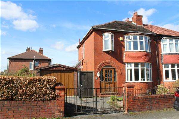 3 Bedrooms Semi Detached House for sale in Repton Avenue, New Moston, Manchester