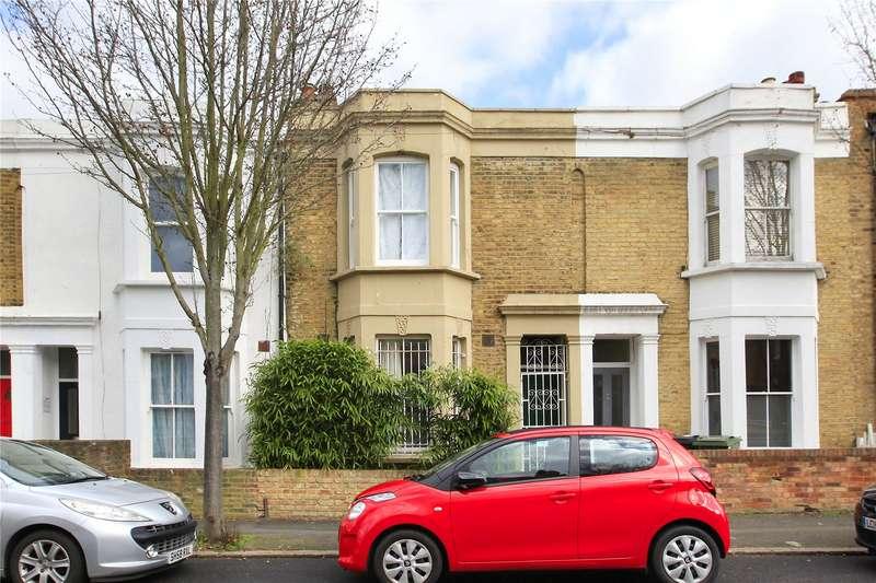 3 Bedrooms Terraced House for sale in Hargwyne Street, London, SW9