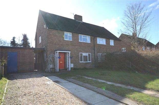 1 Bedroom Maisonette Flat for sale in Longacre, Ash, Aldershot