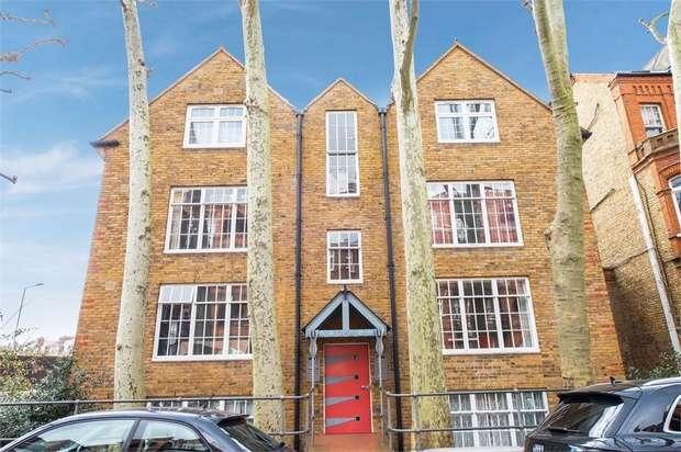 3 Bedrooms Flat for sale in Mornington Avenue, London