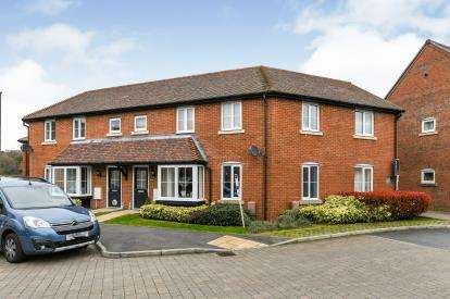 2 Bedrooms Maisonette Flat for sale in St. Georges Road, Waterlooville, Hampshire