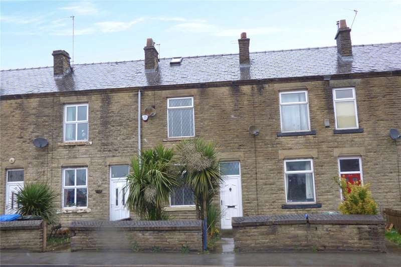 3 Bedrooms Terraced House for sale in Heap Bridge, Bury, Greater Manchester, BL9