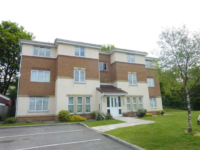 2 Bedrooms Apartment Flat for sale in Greendale Drive, Radcliffe, Manchester, M26 1UE