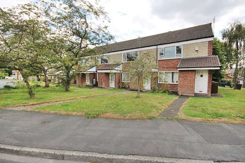 1 Bedroom Flat for sale in Tintern Avenue, Manchester