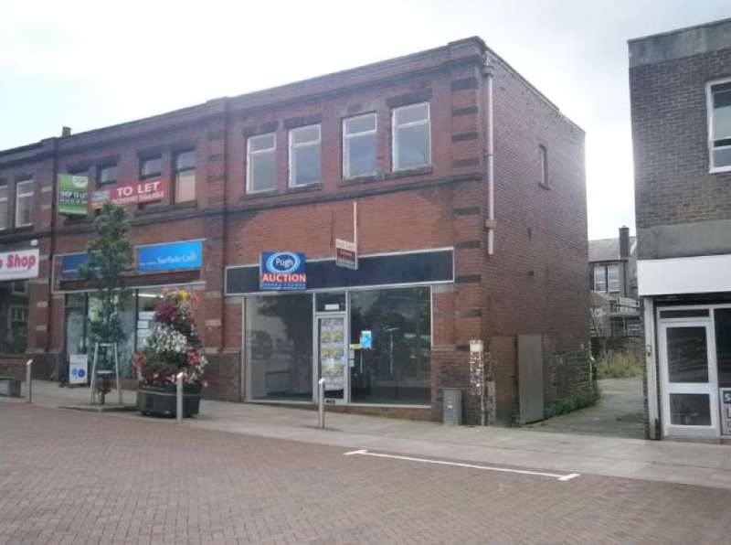 Commercial Property for sale in 50 Broadway, Accrington, Lancashire