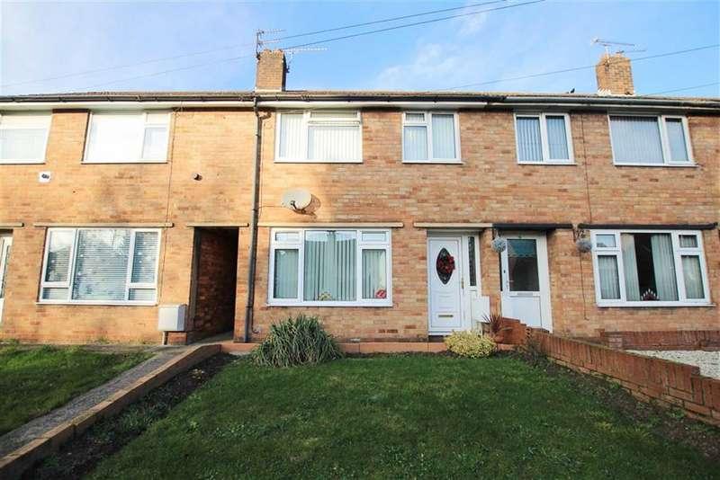 3 Bedrooms Terraced House for sale in Ffordd Glyndwr, Flint, Flintshire, CH6