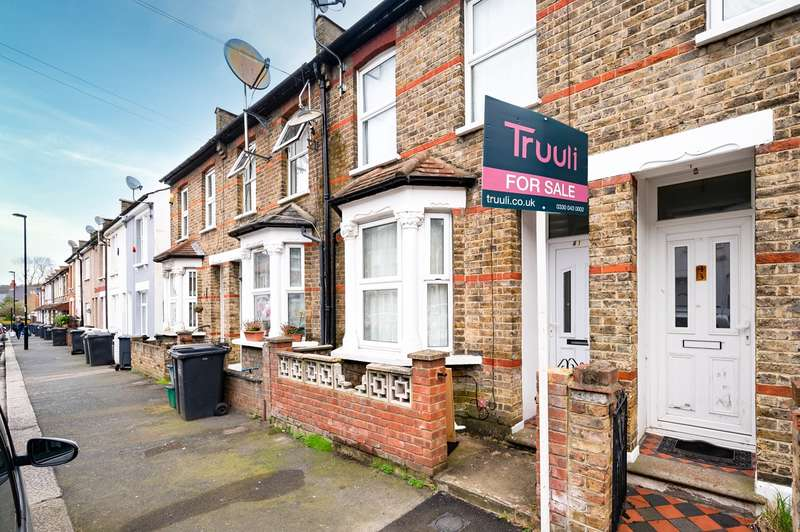 2 Bedrooms House for sale in Broadway Avenue, Croydon, CR0
