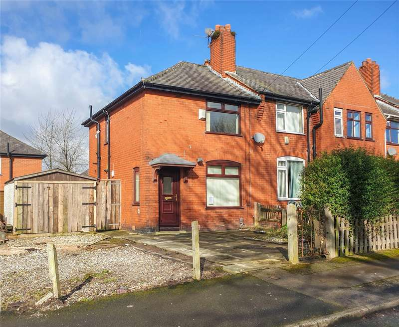 2 Bedrooms End Of Terrace House for sale in Kendrew Road, Bolton, Greater Manchester, BL3