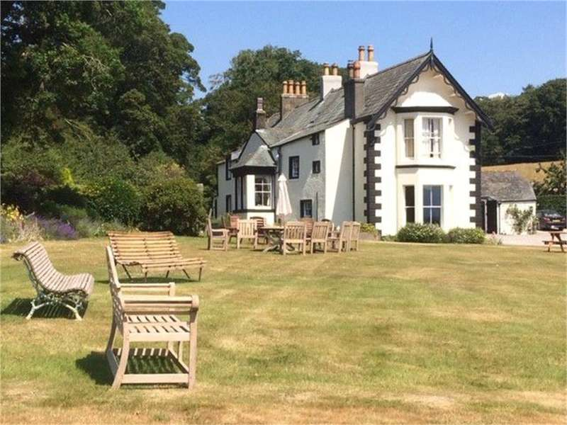 5 Bedrooms Detached House for sale in Shatton Lodge, Lorton Road, Cockermouth, Cumbria