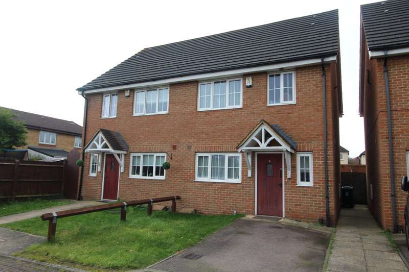 3 Bedrooms Semi Detached House for sale in Paper Mill Lane, Dartford, Kent, DA1