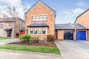 3 Bedrooms Detached House for sale in Kesteven Close, Halling, Rochester, Kent