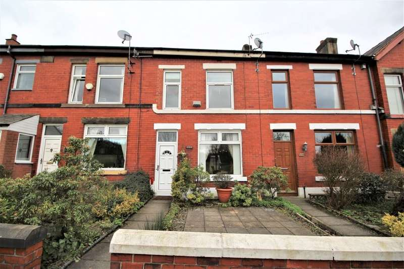3 Bedrooms Property for sale in Chesham Road, Bury, BL9