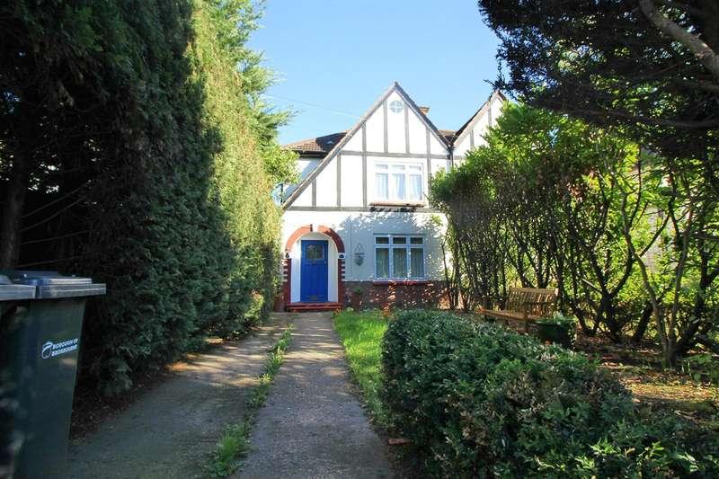 3 Bedrooms Semi Detached House for sale in Great Cambridge Road, Cheshunt, Herts EN8