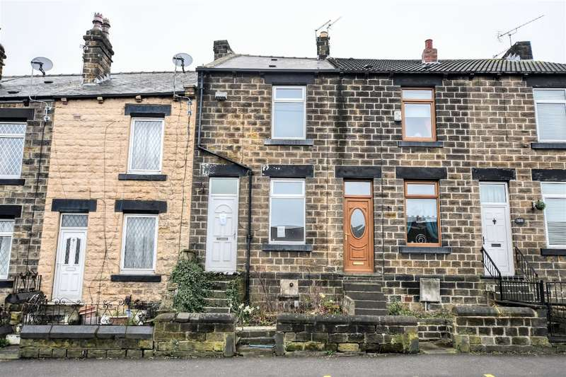 2 Bedrooms Terraced House for sale in Park Road, Barnsley, S70 1YQ