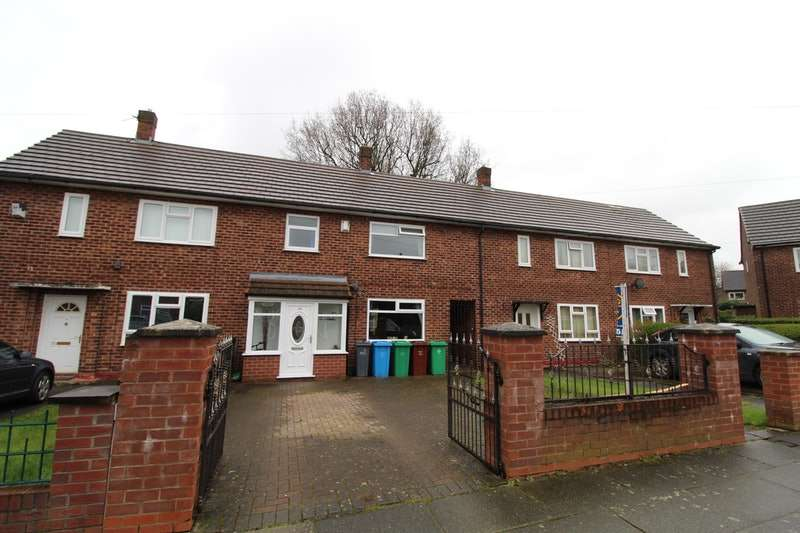 3 Bedrooms Terraced House for sale in Wincanton Avenue, Manchester, Greater Manchester, M23