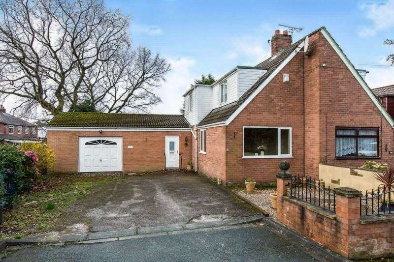 3 Bedrooms Property for sale in Orrell Close, Leyland PR25
