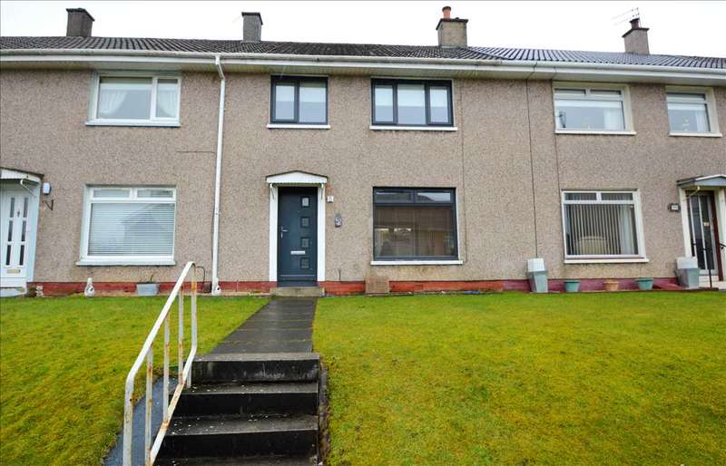 3 Bedrooms Terraced House for sale in Chalmers Crescent, East Kilbride