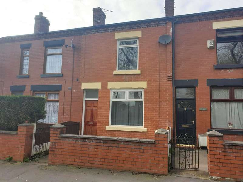 2 Bedrooms Terraced House for sale in Hawthorne Road, Bolton, Lancashire, BL3