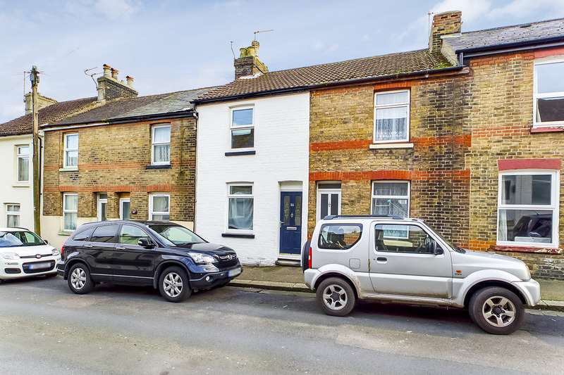 2 Bedrooms Terraced House for sale in Tower Hamlets Street, Dover CT17