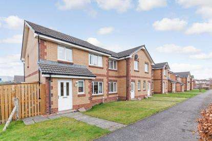 3 Bedrooms End Of Terrace House for sale in Springhill Farm Road, Baillieston, Glasgow, Lanarkshire