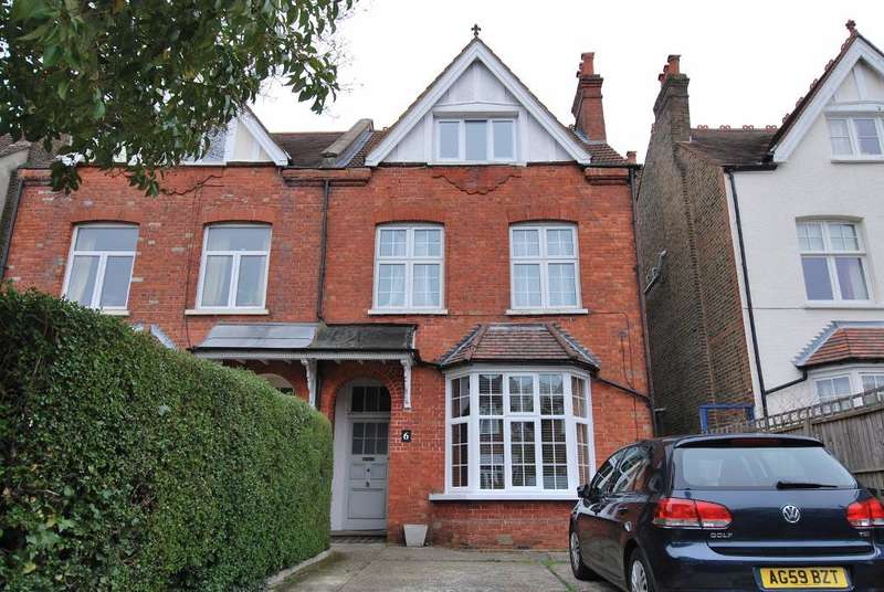 1 Bedroom Flat for sale in Kerrison Road, Ealing, London, W5 5NW
