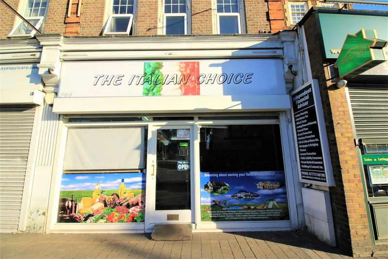 Commercial Property for sale in High Road Leytonstone, London
