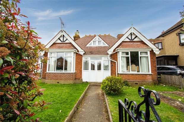 4 Bedrooms Detached Bungalow for sale in Hillborough Road, Herne Bay, Kent