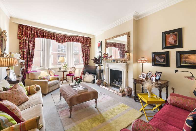 3 Bedrooms Flat for sale in York Mansions, Prince Of Wales Drive, Battersea, London, SW11
