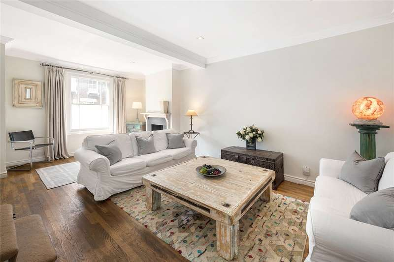 2 Bedrooms Terraced House for sale in Holden Street, London, SW11