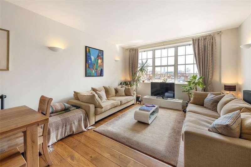 2 Bedrooms Flat for sale in Great Hall, 96 Battersea Park Road, Battersea, London, SW11
