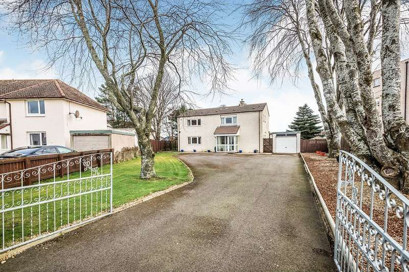 4 Bedrooms Detached House for sale in Pinegrove, IV30
