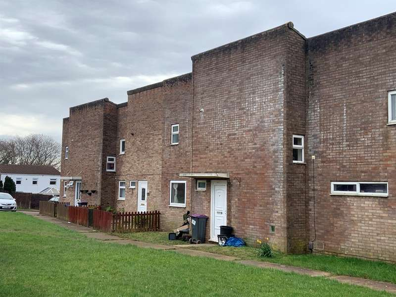 2 Bedrooms Terraced House for sale in Wool Pitch, Greenmeadow, Cwmbran