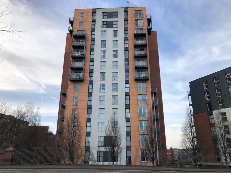 1 Bedroom Flat for sale in Apt.501 5 Stillwater Drive, Manchester