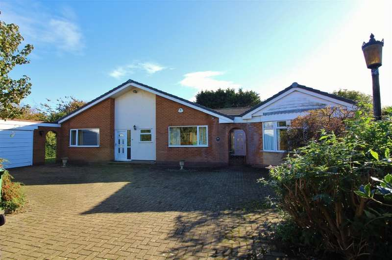 4 Bedrooms Detached Bungalow for sale in 6 Ashley Road, St Annes, Lancashire