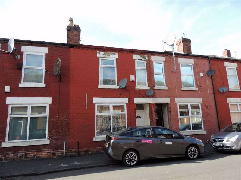 2 Bedrooms Terraced House for sale in Crondall Street, Moss Side, Manchester