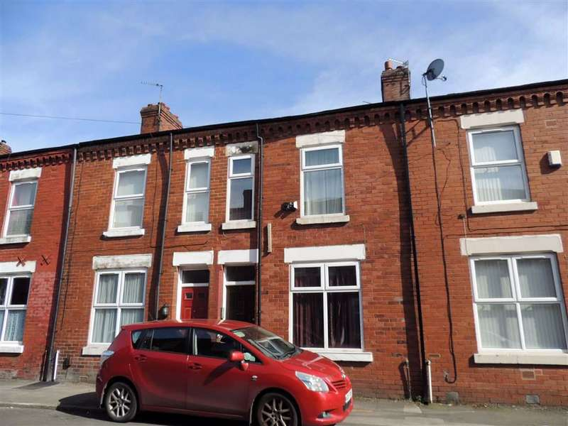3 Bedrooms Terraced House for sale in Crondall Street, Moss Side, Manchester