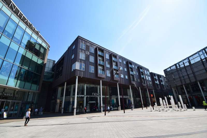 2 Bedrooms Apartment Flat for sale in The Rock, Bury BL9