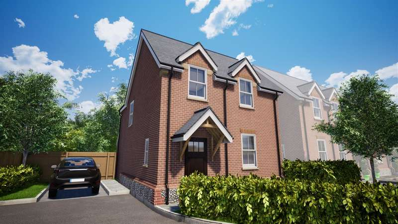 3 Bedrooms Detached House for sale in The Old School Field, London Road, Dunkirk