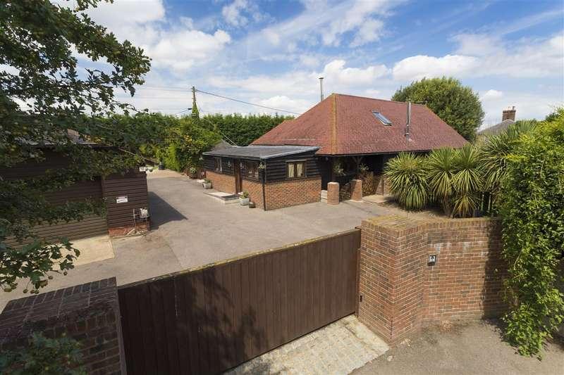 4 Bedrooms Detached House for sale in Loudham, Brenley Lane, Boughton-under-Blean