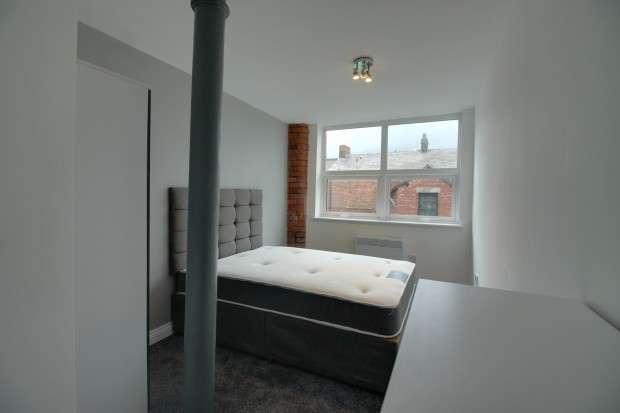 1 Bedroom Apartment Flat for sale in Camden House 2 Grey Street, Ashton-under-Lyne, OL6