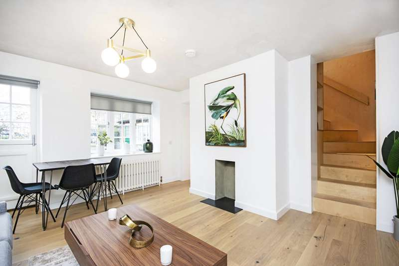 1 Bedroom Flat for sale in Lower Clapton Road, Lower Clapton, E5