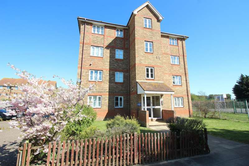 2 Bedrooms Flat for sale in Sunningdale Close, Thamesmead, London, SE28 8QR