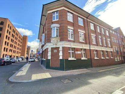 1 Bedroom Flat for sale in Minster Court, 22 York Road, Leicester, Leicestershire