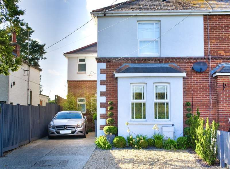 4 Bedrooms Semi Detached House for sale in Steyne Road, Bembridge