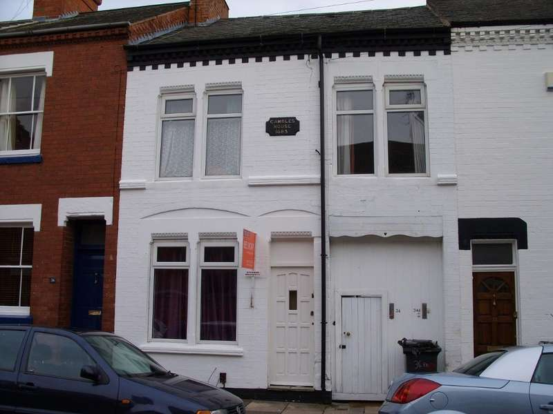 6 Bedrooms Terraced House for sale in Edward Road, Clarendon Park, Leicester, LE2